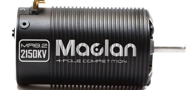 Maclan Racing MR8.2 1/8 Sensored Brushless Motor