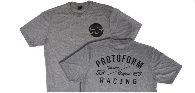 PROTOform Bona Fide Gray Tri-Blend T-Shirt (1)