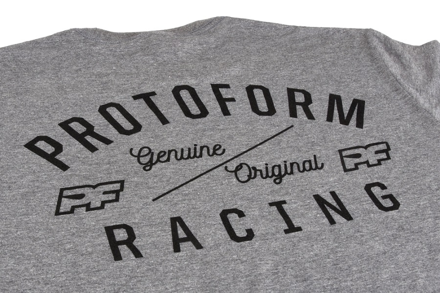 PROTOform Bona Fide Gray Tri-Blend T-Shirt (3)