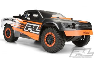 Pro-Line 2017 Ford F-150 Raptor Desert Truck Body [VIDEO]