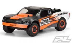 Pro-Line 2017 Ford F-150 Raptor Desert Truck Body (4)