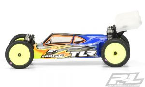 Pro-Line Elite Clear Body For The TLR 22 4.0 (2)