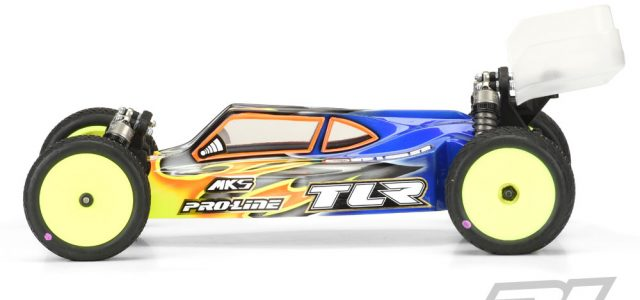 Pro-Line Elite Clear Body For The TLR 22 4.0