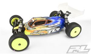 Pro-Line Elite Clear Body For The TLR 22 4.0 (3)