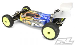 Pro-Line Elite Clear Body For The TLR 22 4.0 (4)