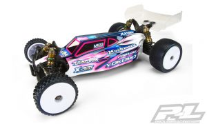 Pro-Line Elite Light Weight Clear Body For The Yokomo YZ-2 (1)