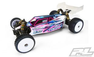Pro-Line Elite Clear Body For The Yokomo YZ-2