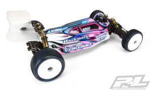 Pro-Line Elite Light Weight Clear Body For The Yokomo YZ-2 (2)