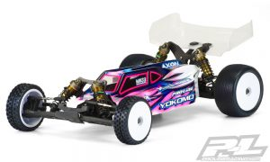 Pro-Line Elite Light Weight Clear Body For The Yokomo YZ-2 (5)