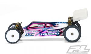 Pro-Line Elite Light Weight Clear Body For The Yokomo YZ-2 (6)