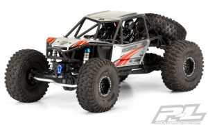 Pro-Panels Clear Body For The Axial Bomber (1)