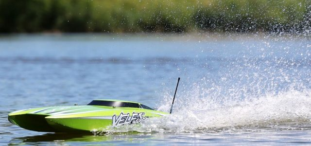 ProBoat RTR Veles 29″ Brushless Catamaran [VIDEO]