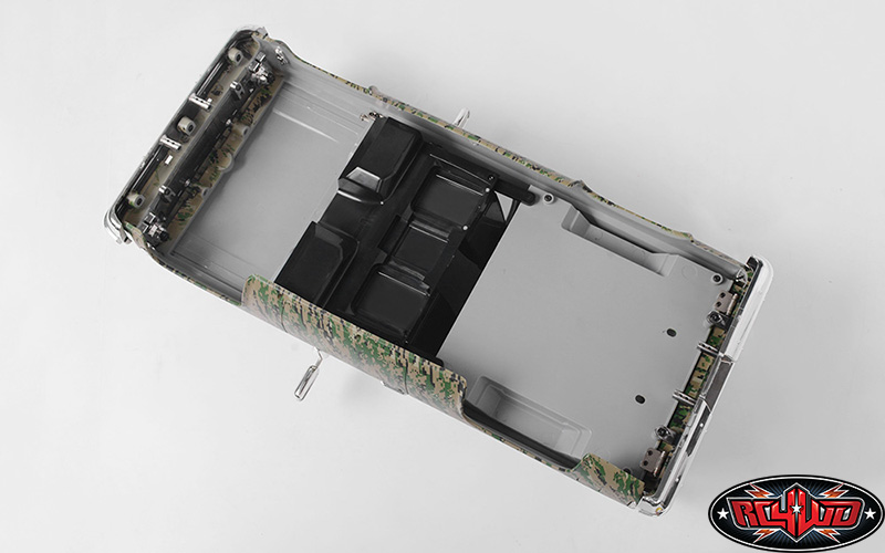 RC4WD Chevrolet Blazer Hard Body Set (Digital Camo) (2)