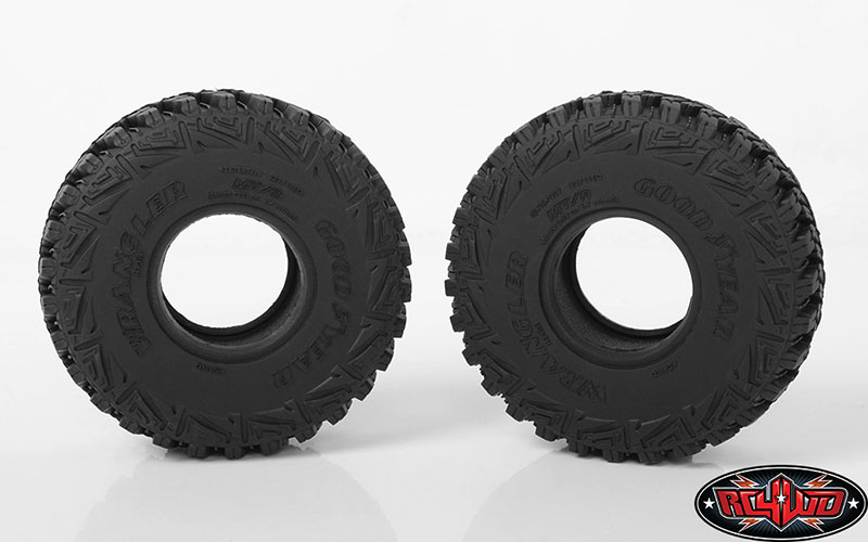 RC4WD Goodyear Wrangler Scale Tires (2)