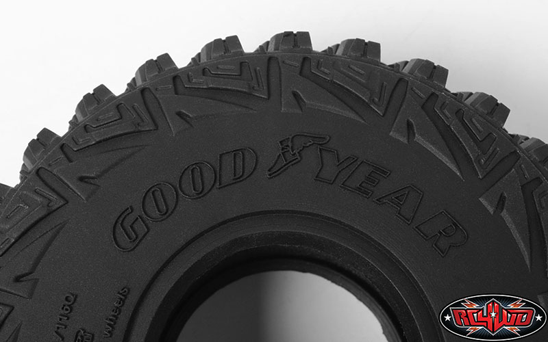 RC4WD Goodyear Wrangler Scale Tires (3)