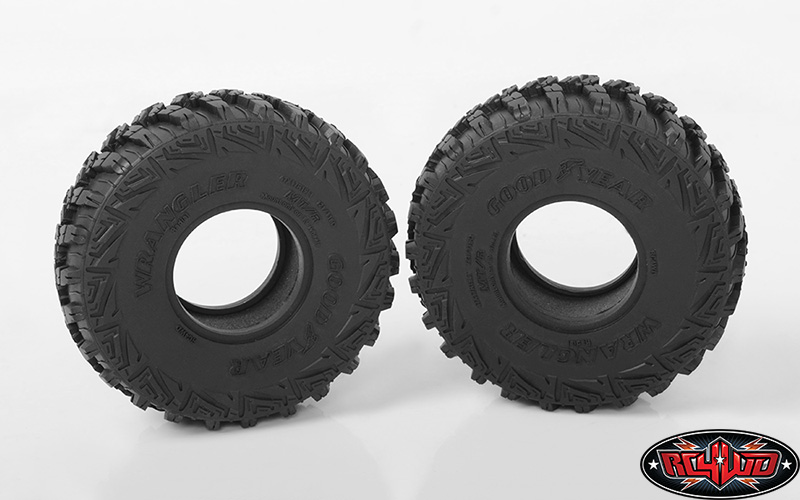 RC4WD Goodyear Wrangler Scale Tires (5)
