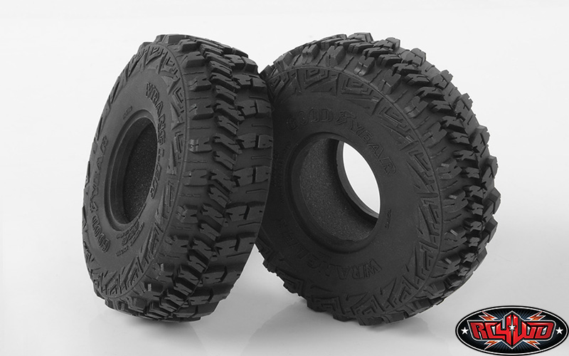 RC4WD Goodyear Wrangler Scale Tires (6)