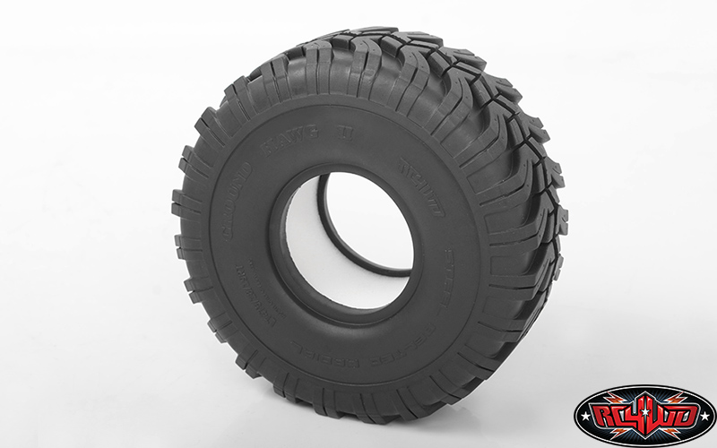 RC4WD Interco Ground Hawg II Scale Tires (1)