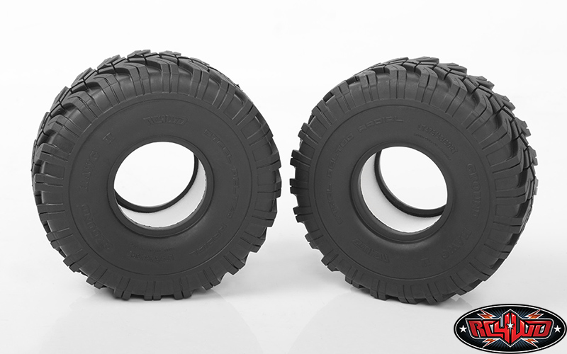 RC4WD Interco Ground Hawg II Scale Tires (2)