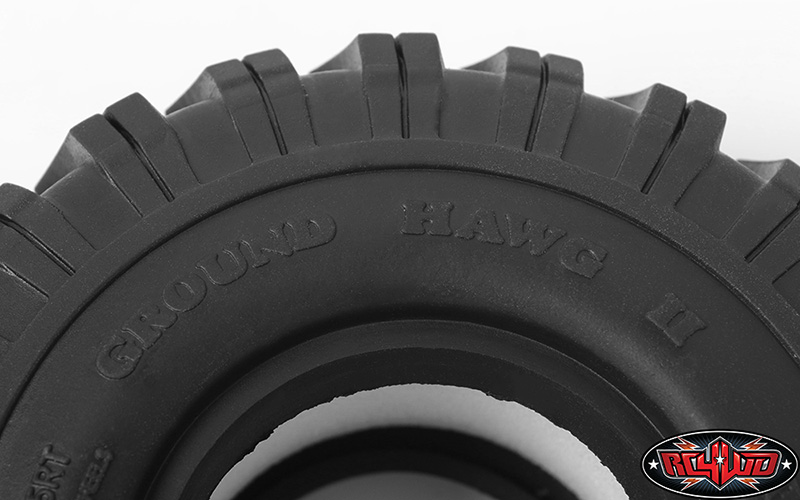 RC4WD Interco Ground Hawg II Scale Tires (4)