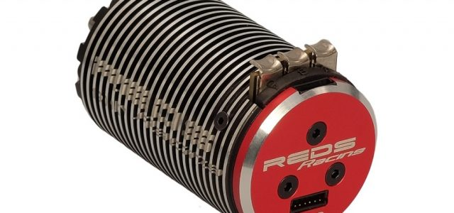 REDS Racing GEN2 1/8 Brushless Motors