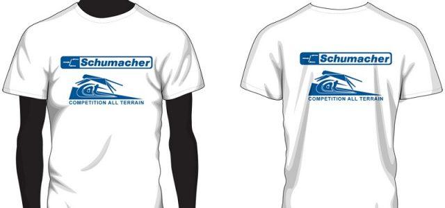 Schumacher Retro T Shirt