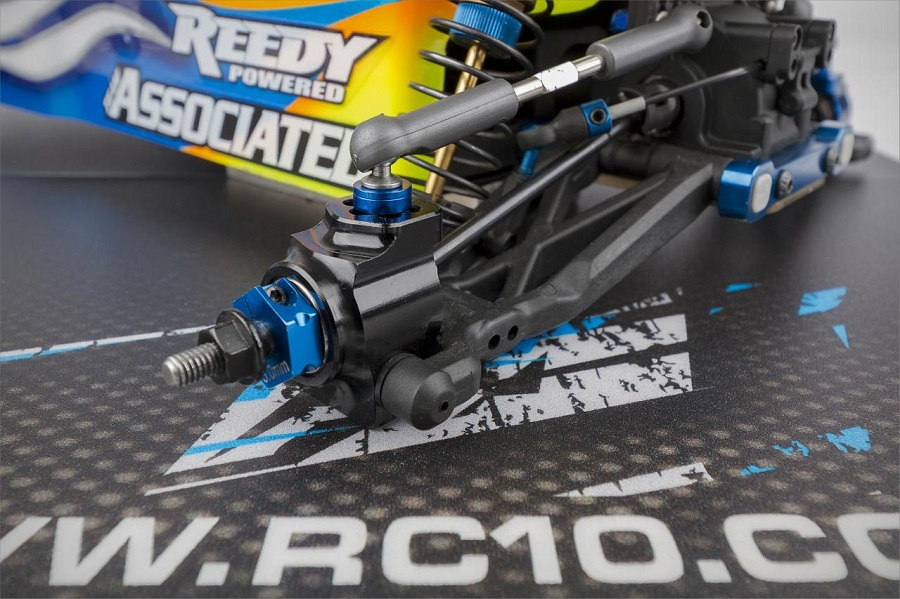 Team Associated B64 Factory Team Tuning Options Parts (8)