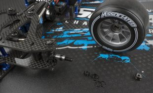 Team Associated Factory Team Axle Shims