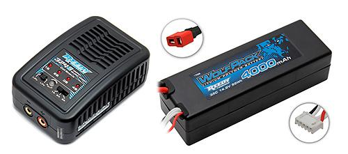 Team Associated Limited Edition Nomad DB8 LiPo Combo (2)