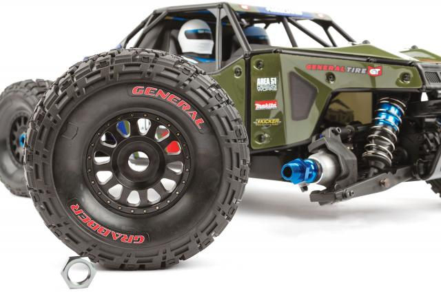 Team Associated Limited Edition Nomad DB8 LiPo Combo (3)