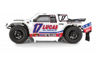 Team Associated RTR SC10.3 Brushless