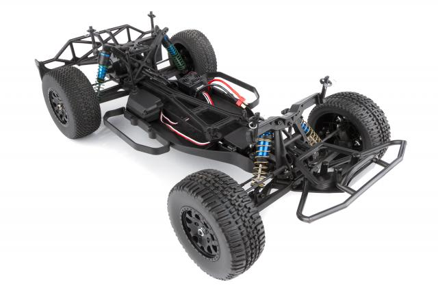 Team Associated RTR SC10.3 Brushless (5)