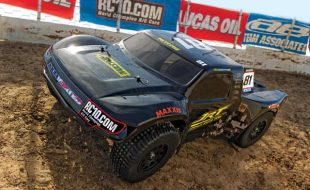 Team Associated RTR SC10.3 Brushless LiPo Combos