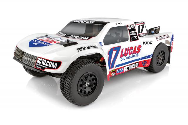 Team Associated RTR SC10.3 Brushless LiPo Combos (4)