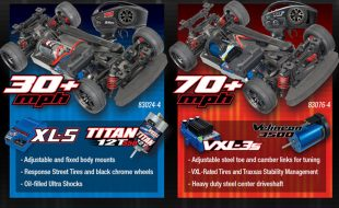 You Can Now Get the Traxxas 4-Tec 2.0 Without a Body — and Brushless!