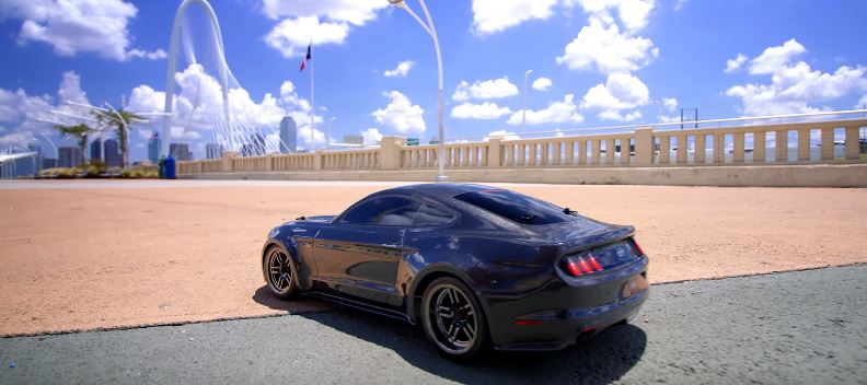 Traxxas Ford Mustang GT 4-Tec 2.0