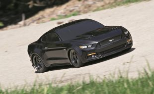 Traxxas RTR Mustang GT 4-Tec 2.0