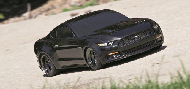 Traxxas RTR Mustang GT 4 Tec 2.0