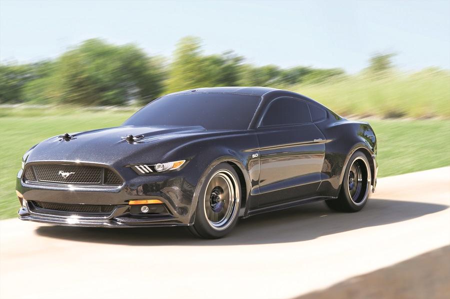Traxxas RTR Mustang GT 4-Tec 2.0 (2)