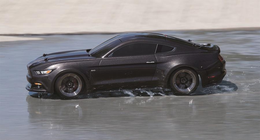 Traxxas RTR Mustang GT 4-Tec 2.0 (6)