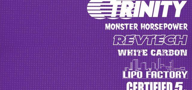 Trinity Team Logo Pit Mat