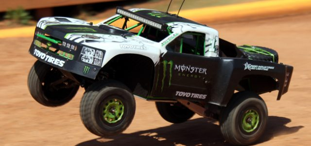 This Trophy Truck Soaks Up Bumps Like No Other [VIDEO]