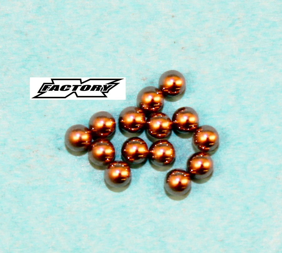 X Factory 14 Pack Grade 10 Carbide Diff Balls