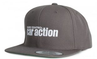 Radio Control Car Action Hat
