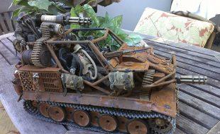 Rough N' Rusty Assault Vehicle [READER'S RIDE]