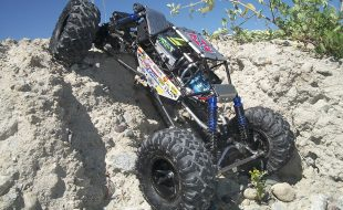 HPI Wheely King Crawler [READER'S RIDE]