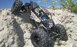 HPI Wheely King Crawler [READER'S RIDE]