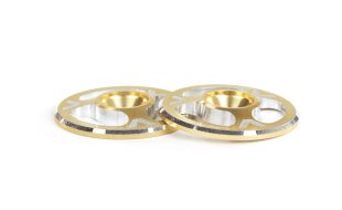 Avid Triad Wing Buttons Now In Gold And Silver