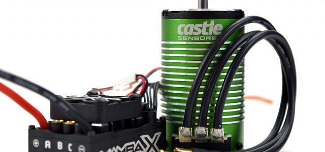 Castle Creations Mamba X 1:8 E-Buggy Combos