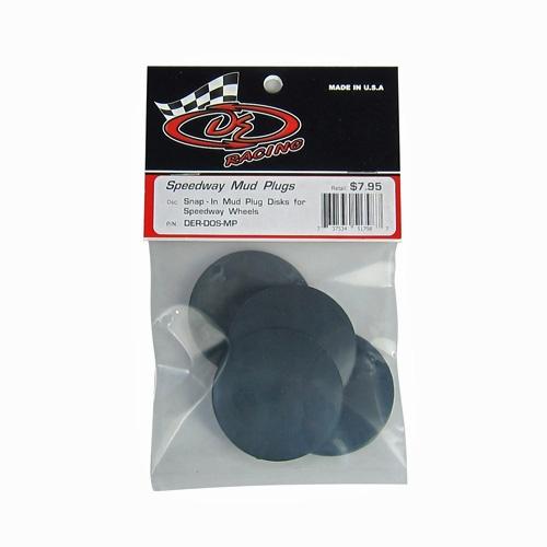 DE Racing Speedway Mud Plugs (4)